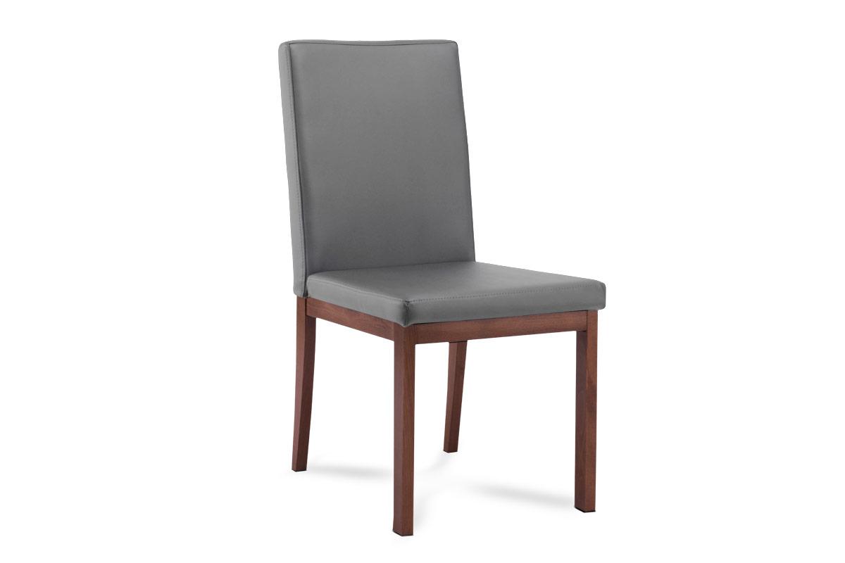 Krzesło PAROS dąb/szary